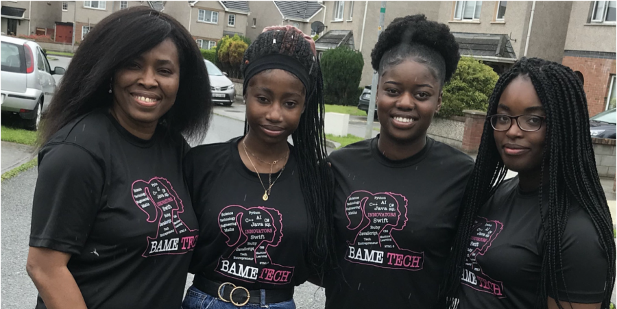 Young Nigerian-Irish Trio Designs a Prize-Winning App to Help Those With Dementia