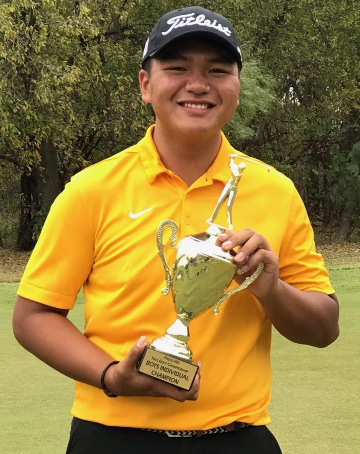 Q&A with Nathan Pheng, Top Golfer of MH