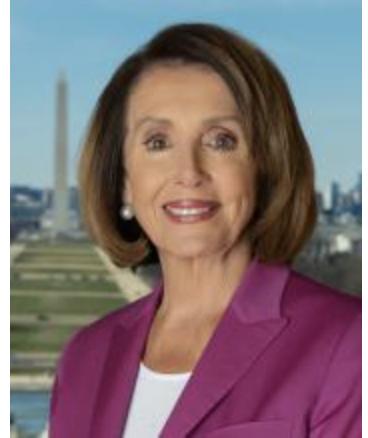 Women's History Month Spotlight: Nancy Pelosi