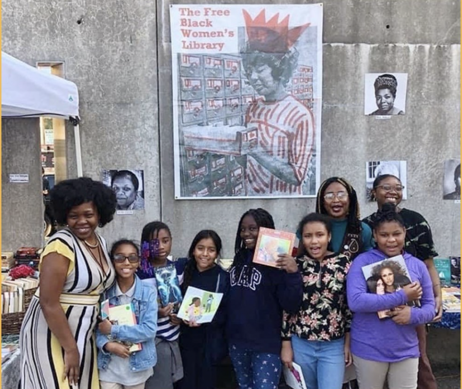 Inspiring Black-Owned Library Finally Finds a Forever Home