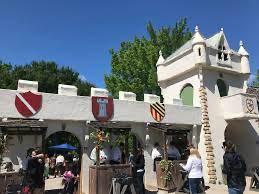 Scarborough Renaissance Faire Open In Waxahachie